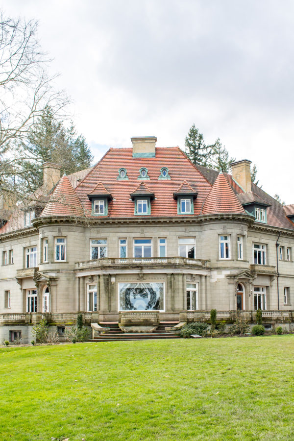 What to do in Portland, Oregon - Pittock Mansion