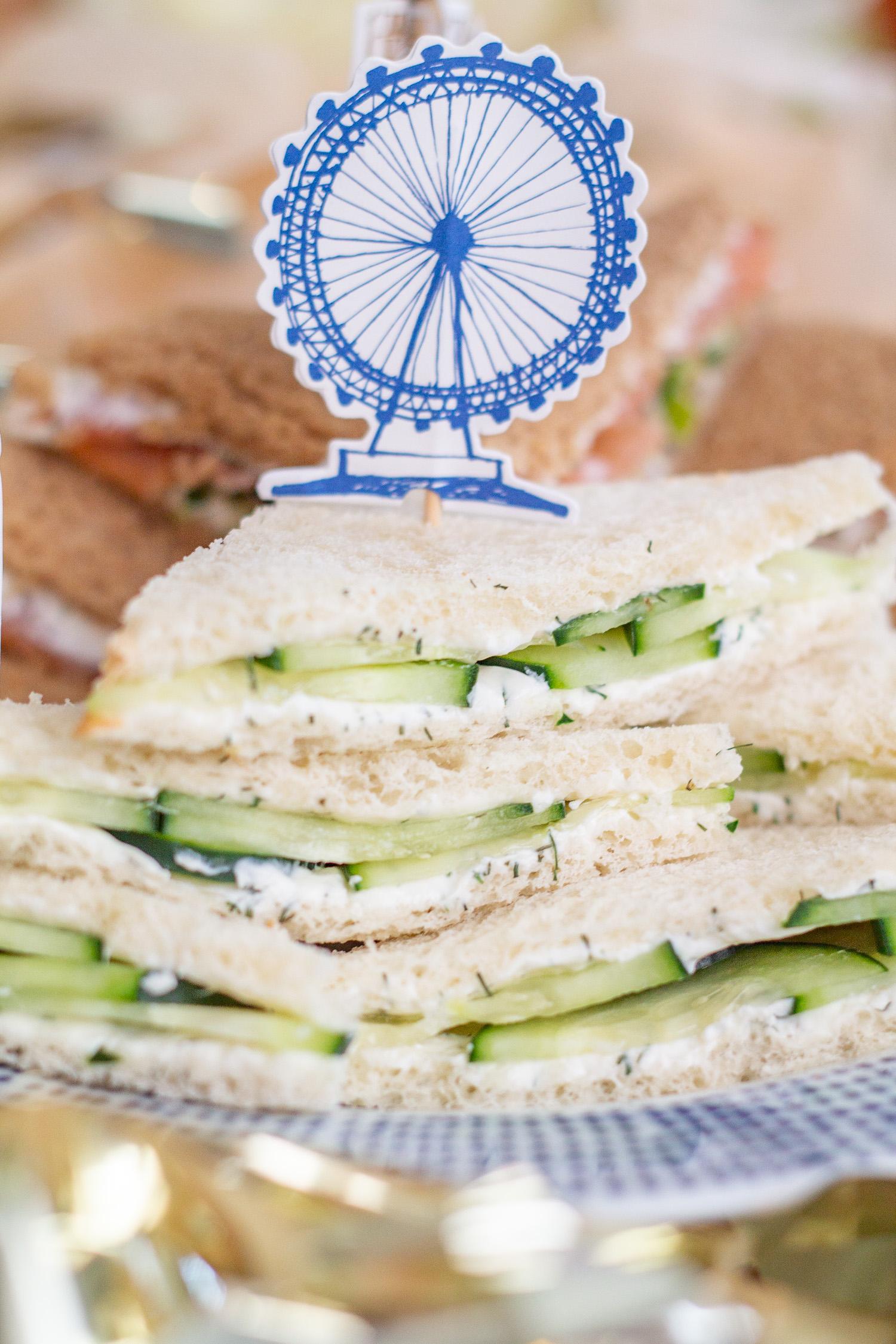 How To Make Tea Sandwiches Thekittchen