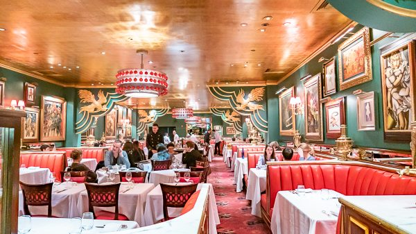 Gossip Girl Filming Locations in New York City : The Russian Tea Room