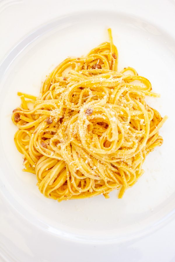 Piedmontese Foods to Try   Tarajin a long thin pasta made with lots of egg yolks