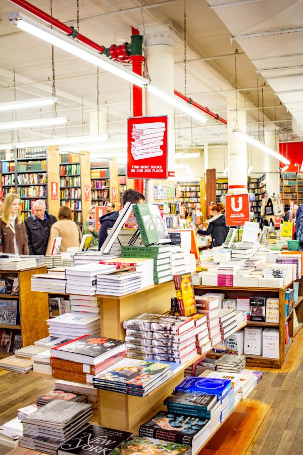 What to do in Union Square NYC | Strand Bookstore