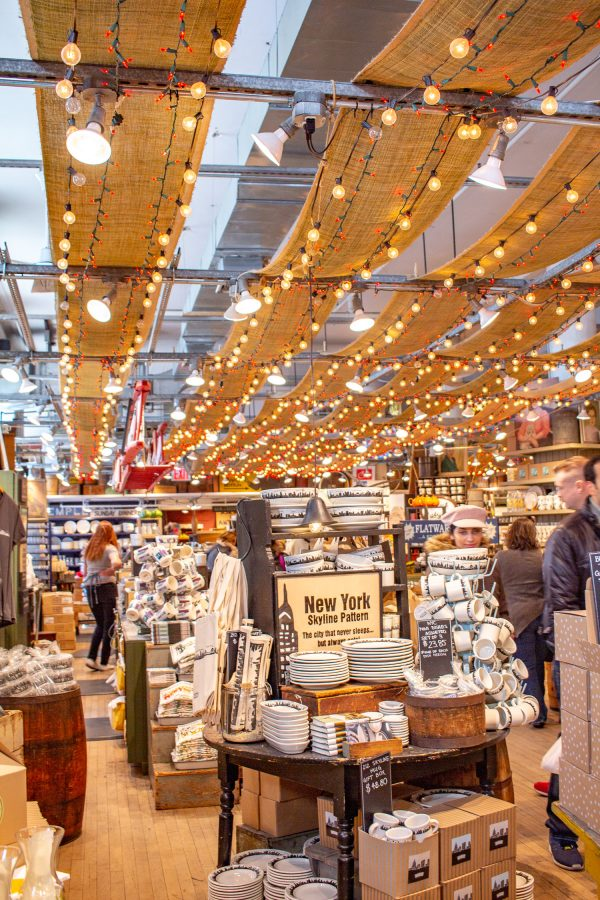 What to do in Union Square NYC | A guide of what the eat, what to do, and where to go in Union Square NYC | Fishs Eddy