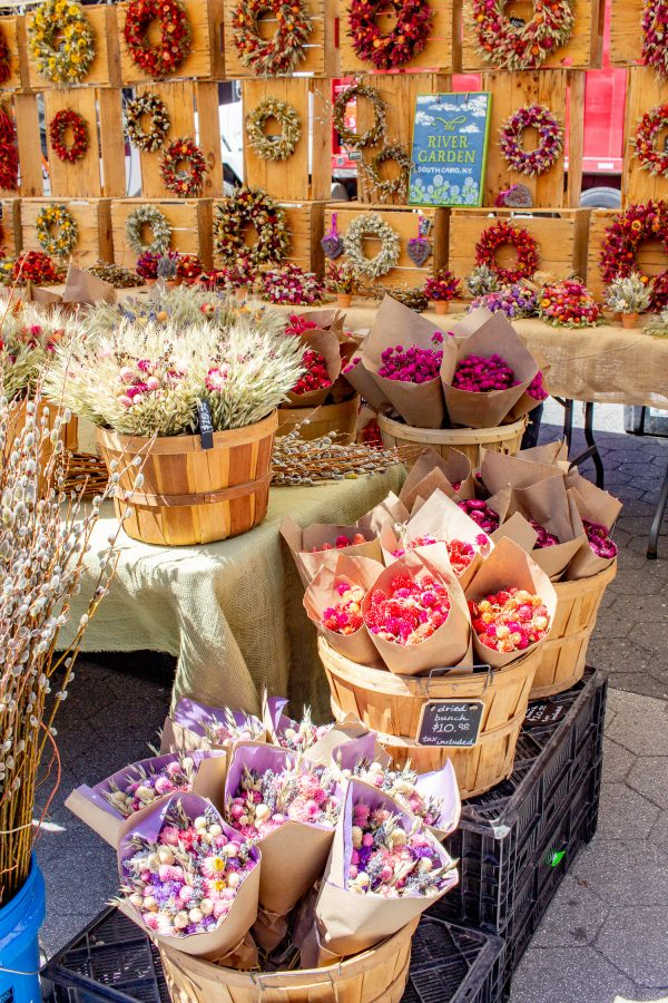 What to do in Union Square NYC | Union Square Farmers Market