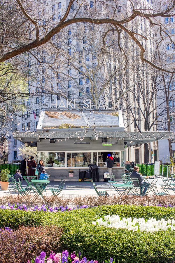 What to do in the Union Square area NYC | Madison Square Park