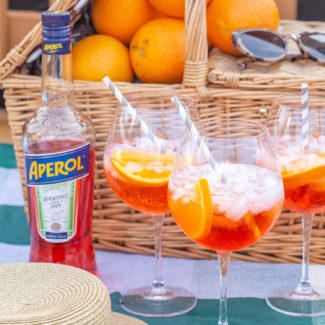 How to Make an Aperol Spritz – My New Summertime Drink