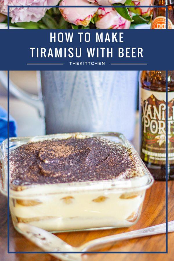 How to Make Tiramisu with Beer