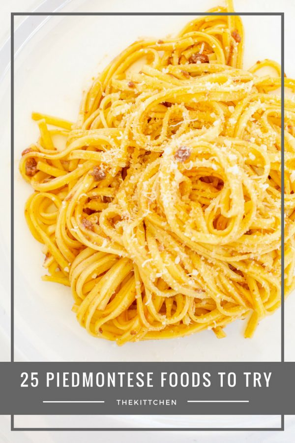 25 Piedmontese Foods to Try