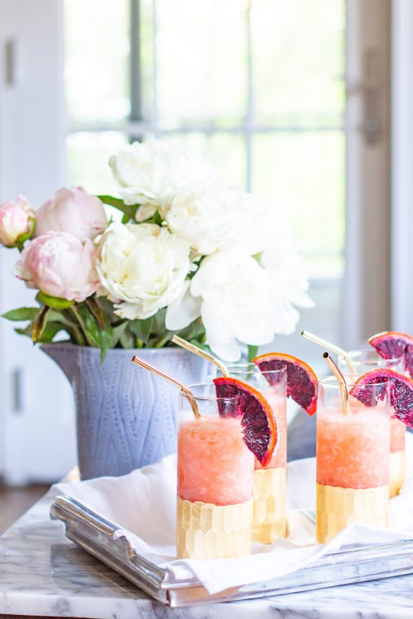 Learn how to make a Negroni Slushy and impress your friends with a frosty boozy summertime treat!