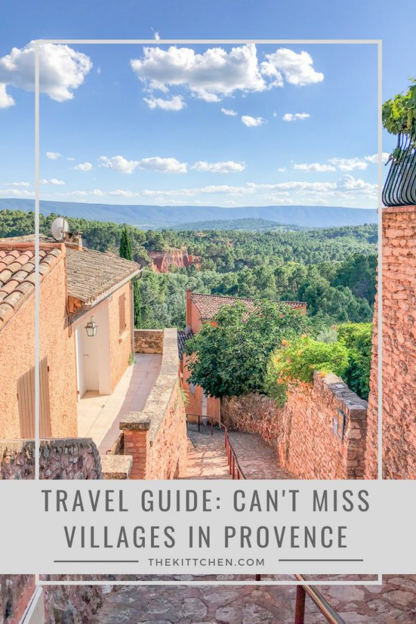 Can't Miss Villages to Visit in Provence - a guide to Southern France