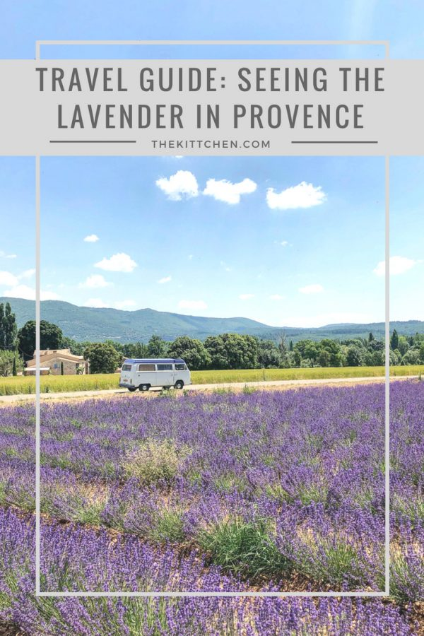 Travel Guide: Seeing the Lavender in Provence