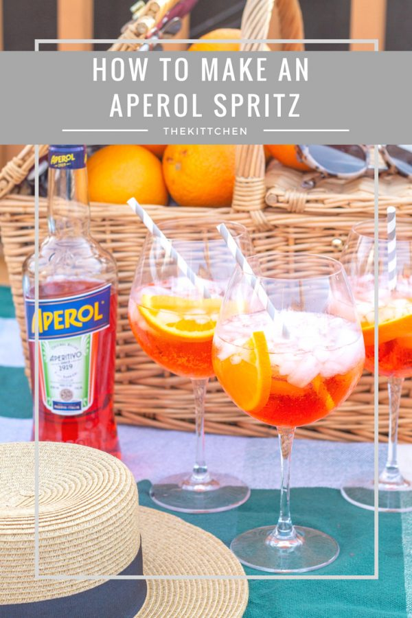 How to make an Aperol Ppritz