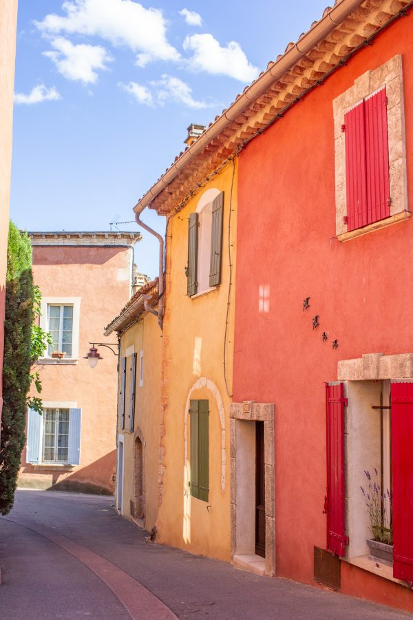 villages to visit in provence roussillon 2