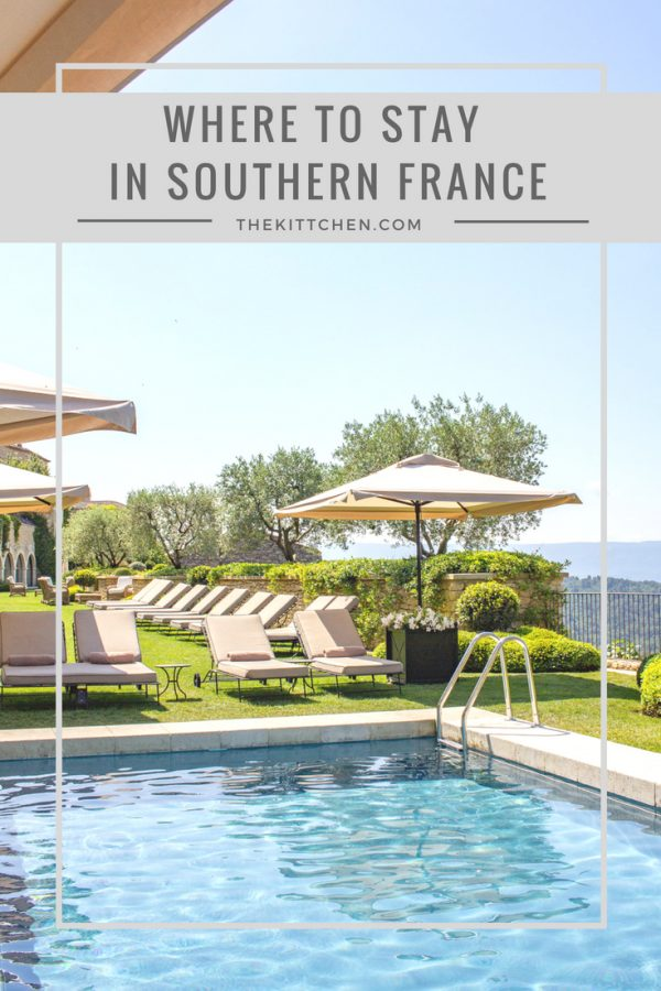 Where to Stay in Southern France | La Bastide de Gordes is one of the most incredible hotels in the world, and it is right in the heart of Provence!