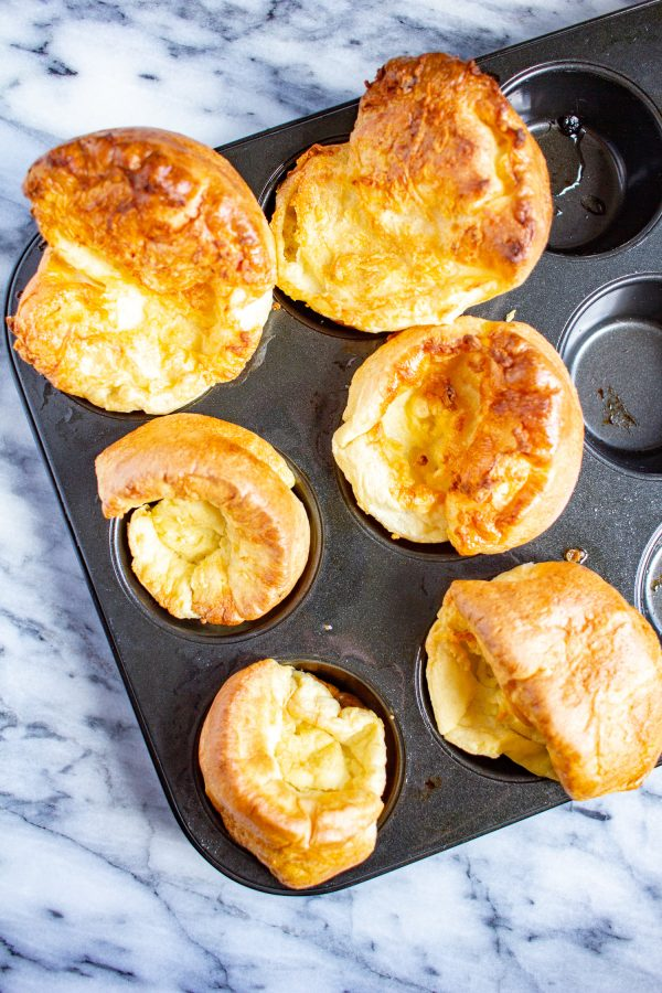 Yorkshire Pudding | Learn how to make Yorkshire Pudding, an essential part of a traditional Sunday Roast.