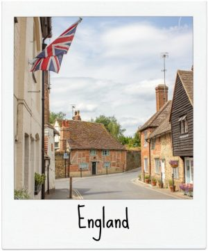 england travel page