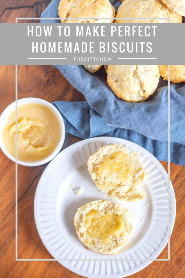 How to Make Biscuits | A simple recipes for homemade biscuits