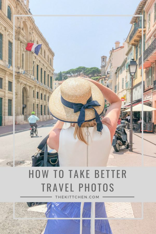 How to Take Better Travel Photos - a guide to taking better photos of people and places.