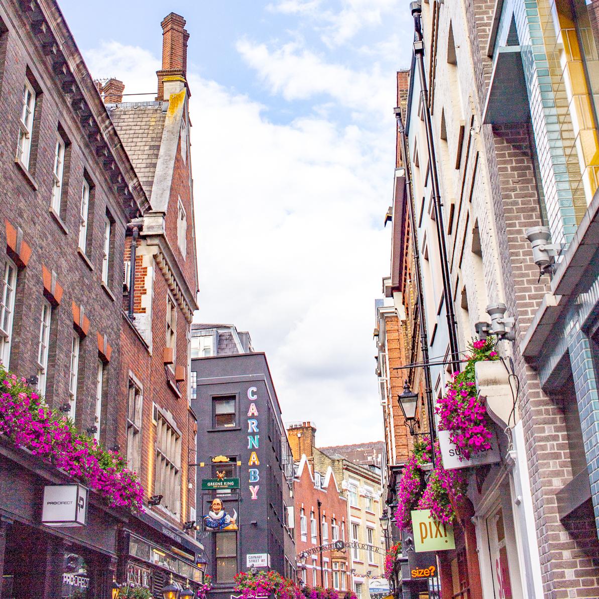 What to Do in Soho London - thekittchen