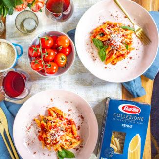 Barilla Masters of Pasta