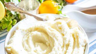 Cauliflower Mashed Potato Recipe