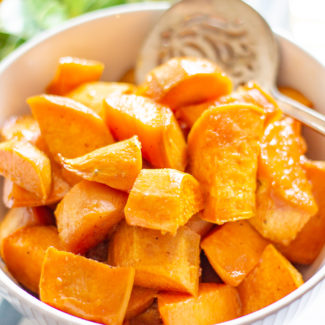 Roasted Thanksgiving Sweet Potatoes