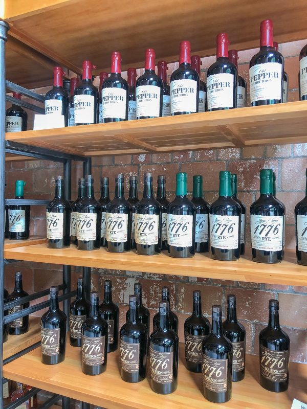 What to do in Lexington | James E Pepper Distillery