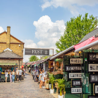 What to Do in Camden London