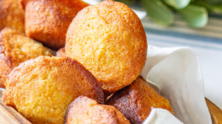The Best Corn Bread Muffins