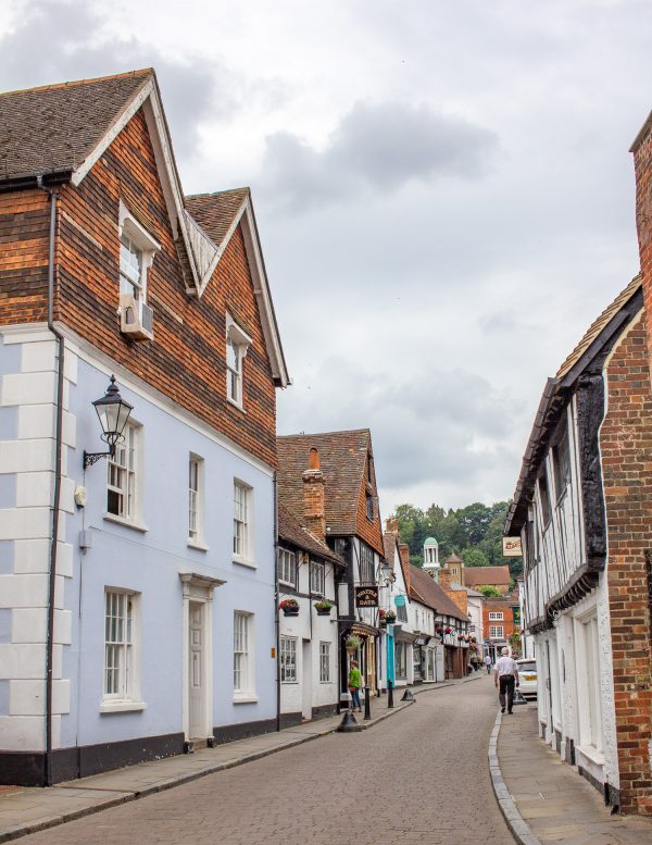 the holiday filming locations godalming 3