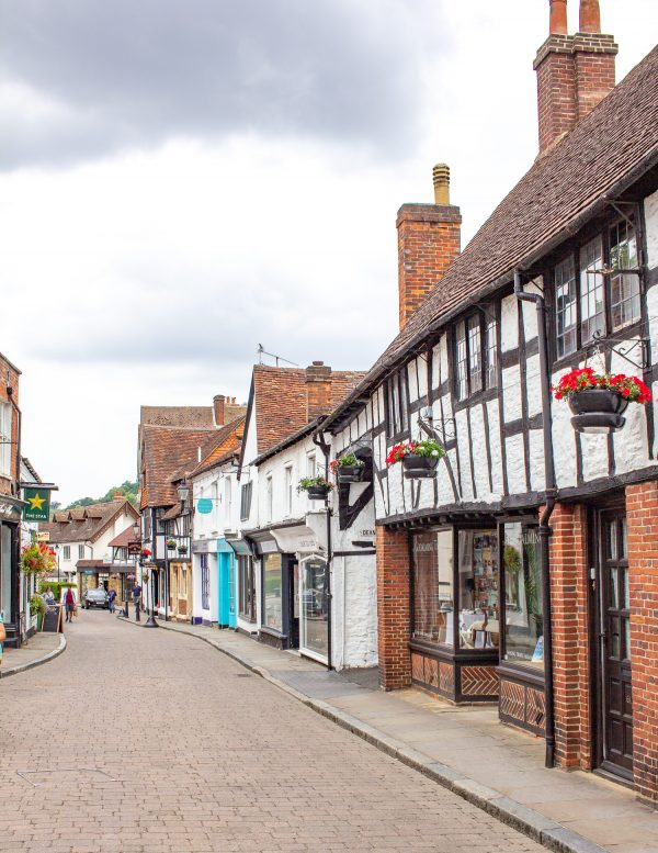the holiday filming locations godalming 5