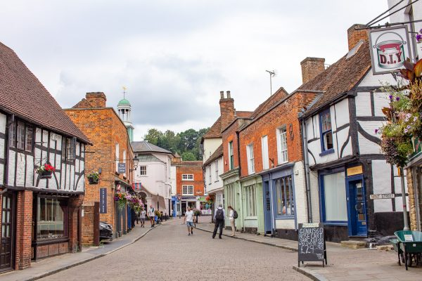 the holiday filming locations godalming 6