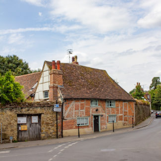 The Holiday Filming Locations Shere, Godalming, and Beyond