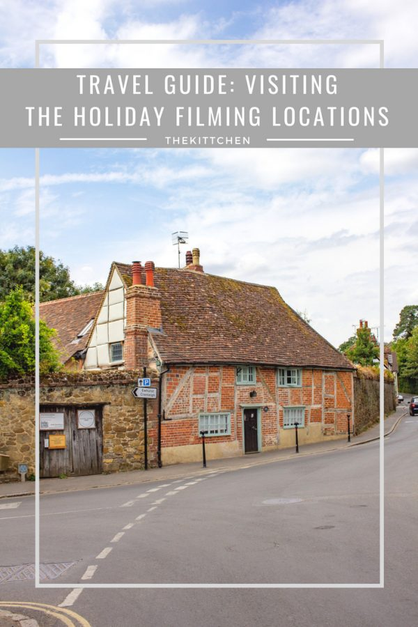 A guide to visiting the small towns in Surrey where The Holiday and Four Weddings and a Funeral were filmed.