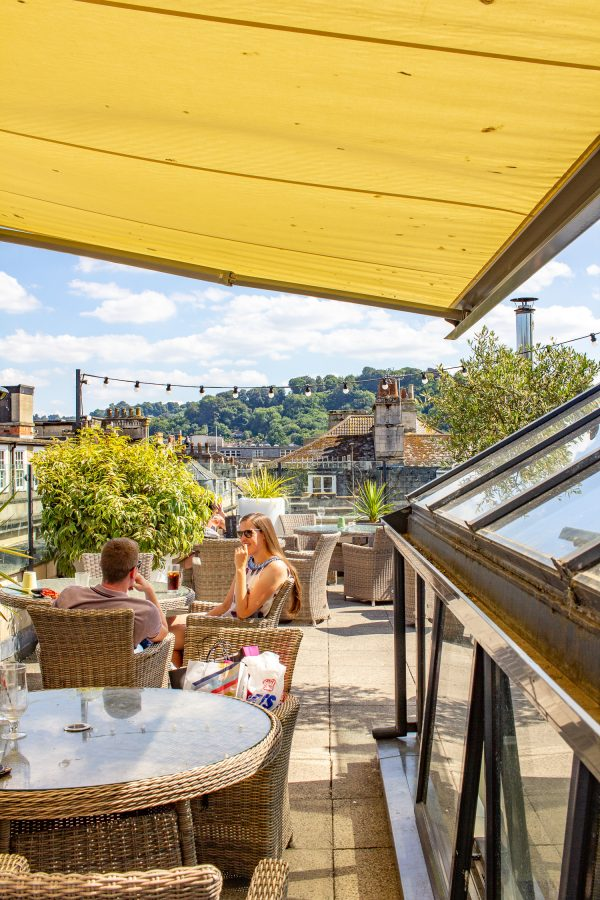 Where to Eat in Bath, England