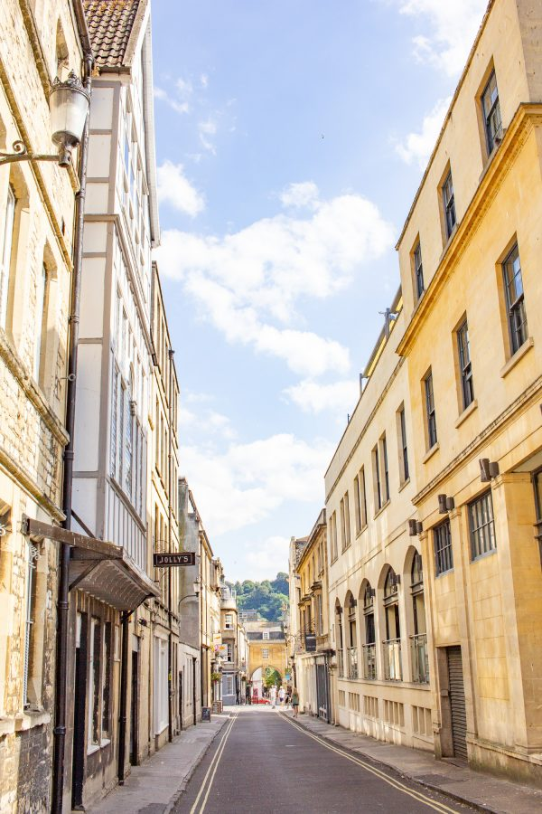 What to do in Bath, England - Architecture