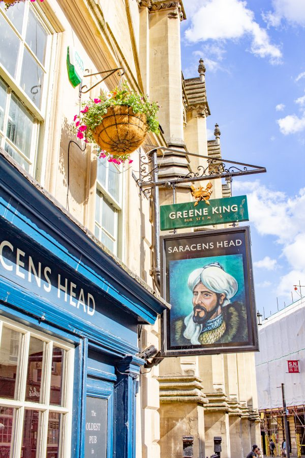 What to do in Bath, England - Pubs