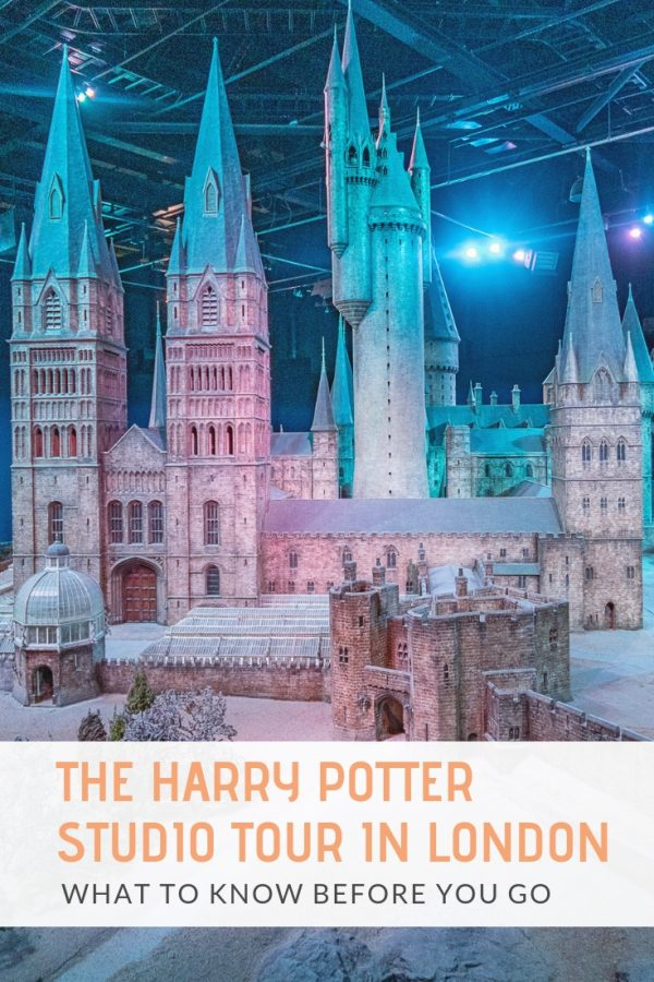 The Harry Potter Studio Tour in London | Everything you need to know before you go! #london #harrypotter