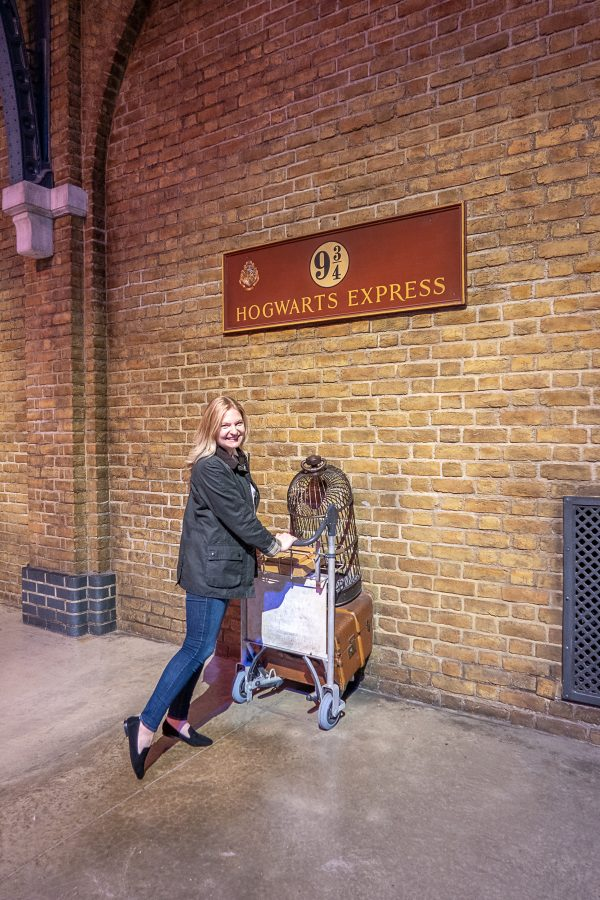 Harry Potter Platform 9 3 4