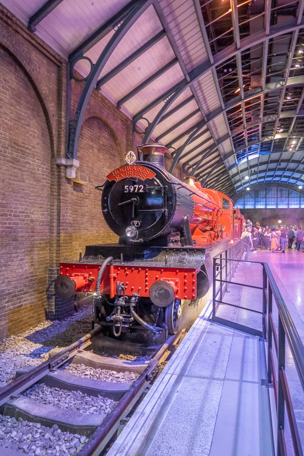 Harry Potter Studio Tour London 6