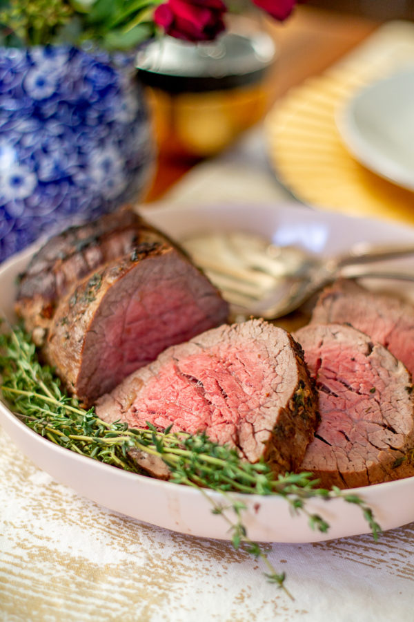 Step by Step Instructions for Cooking Beef Tenderloin | This complete guide with step by step instructions for making beef tenderloin will show you how to make a flawless beef tenderloin.