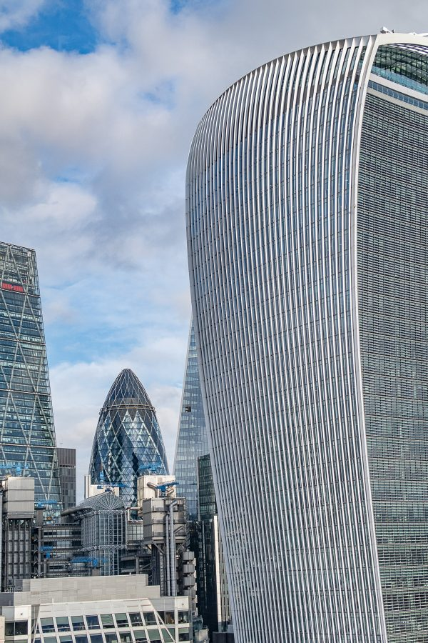 What to do in the City of London The Gerkin