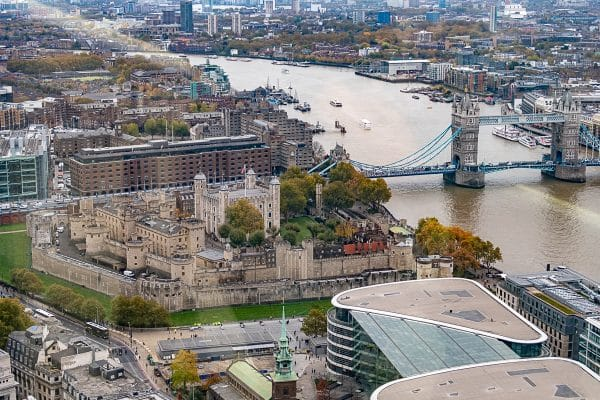 What to do in the City of London The Tower of London