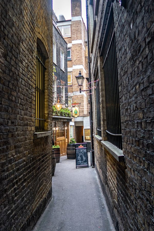What to do in the City of London Ye Olde Mitre