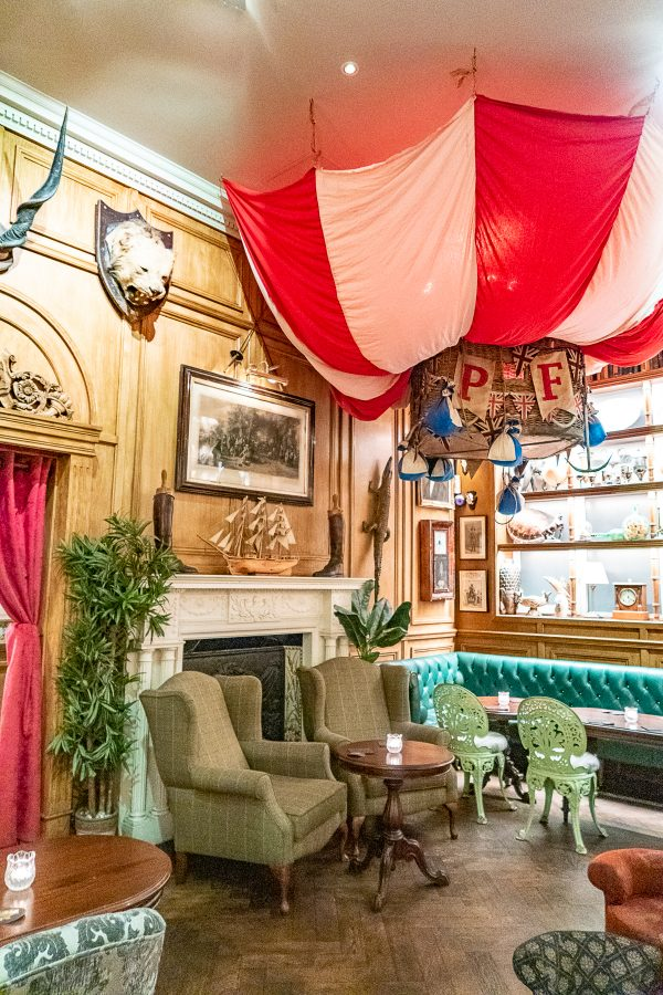 What to do in Mayfair and Marylebone | Mr. Fogg's Residence