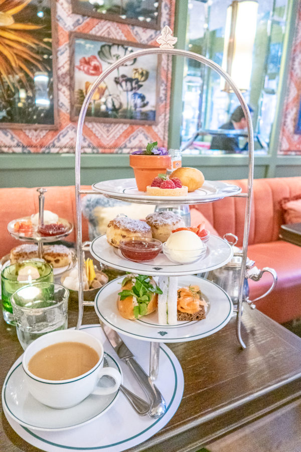Essential London Restaurants The Ivy Chelsea Garden