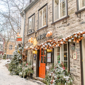 11 Foods to Try in Quebec City