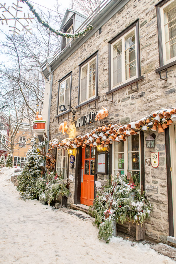 Foods to try in Quebec City - A travel guide