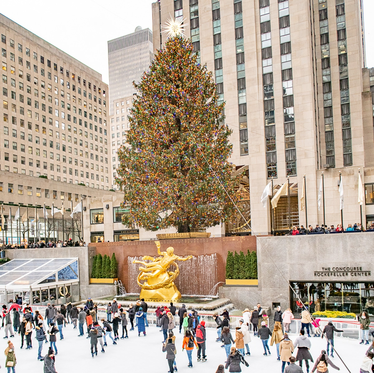 Christmas in NYC | What to do in NYC at