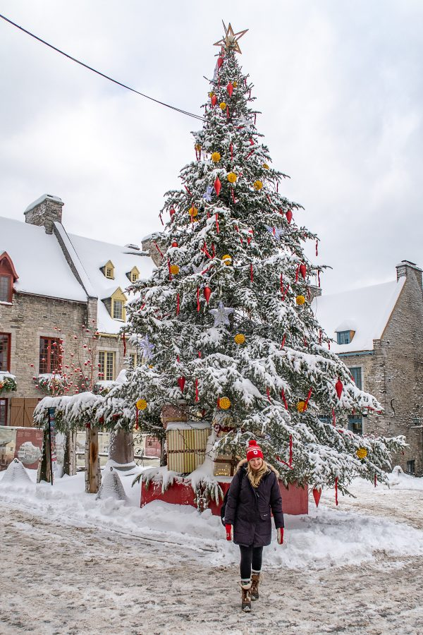 Things to do in Quebec City in Winter | A Quebec City travel guide