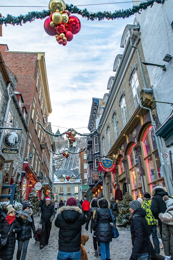Things to do in Quebec City | A guide of what to do in Quebec City in winter